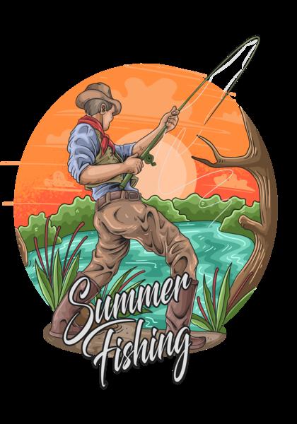 День Рибака Літня Риболовля