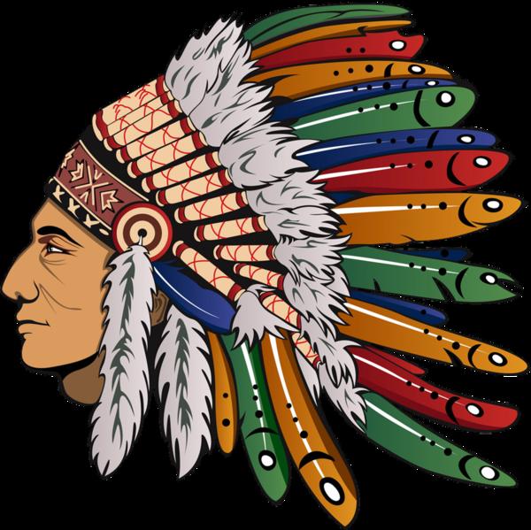 Індіанець, Вид Збоку