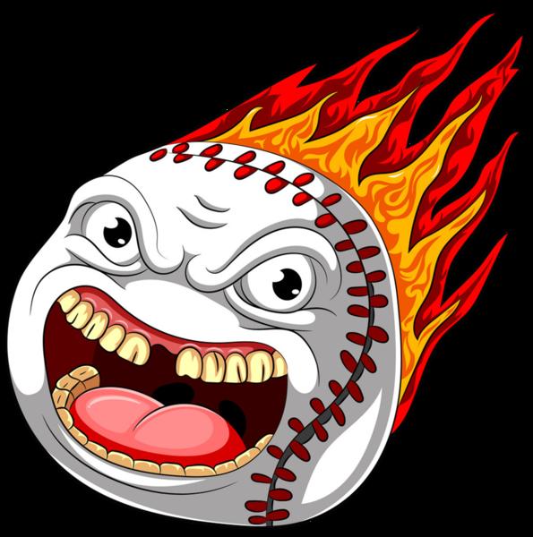 Бейсбольний Вогняний М'яч