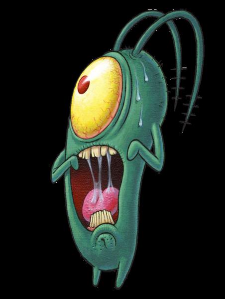Переляканий Планктон