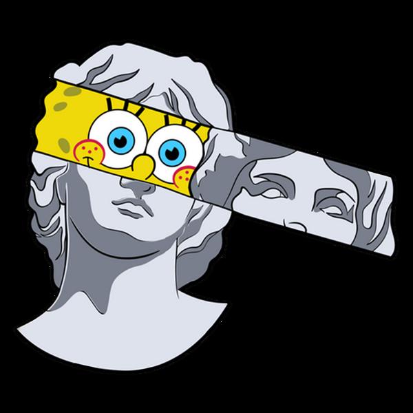 Статуя, Очі Спанч Боба