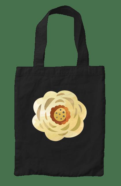 Сумка з принтом Квітка 20. Квітка, рослина. CustomPrint.market