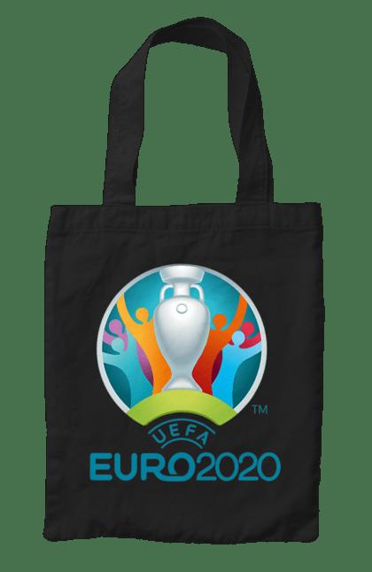Сумка з принтом Уєфа Євро 2020. 2020, євро, уєфа, футбол.
