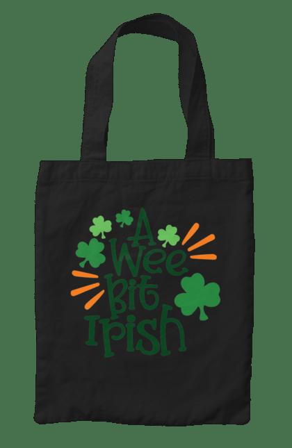 Сумка з принтом Ми трохи ірландці. Ірландець, ірландці, ми, патрік. CustomPrint.market