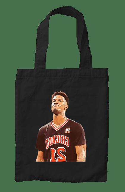 Сумка з принтом Баскетболіст Джерсі. Баскетбол, баскетболіст, джерсі, спорт. CustomPrint.market