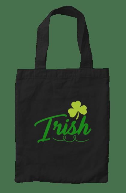 Сумка з принтом Ірландія. Ірландець, ірландія, патрік. CustomPrint.market