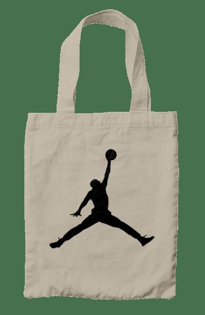 Сумка з принтом Jordan. Jordan, бренд, гра, джордан. CustomPrint.market