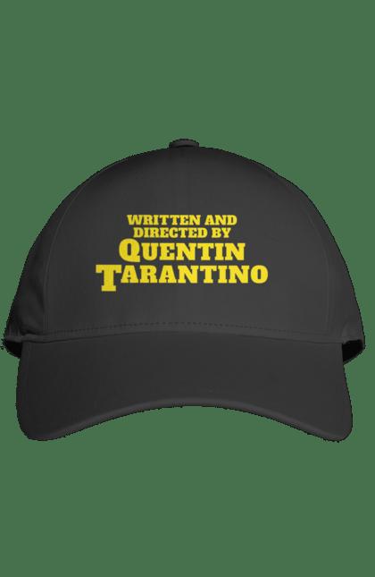 Кепка з принтом Tarantino Ye. Автор, квентін тарантіно, постановник. CustomPrint.market
