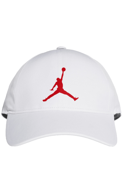 Кепка з принтом Jordan. Jordan, бренд, гра, джордан. CustomPrint.market