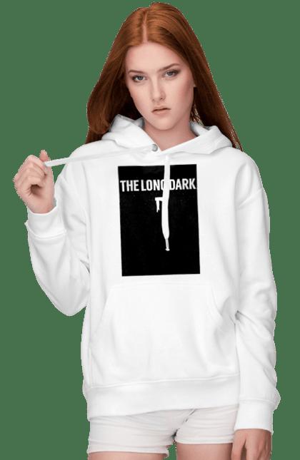 Жіноче худі з принтом The Long Dark CustomPrint.market