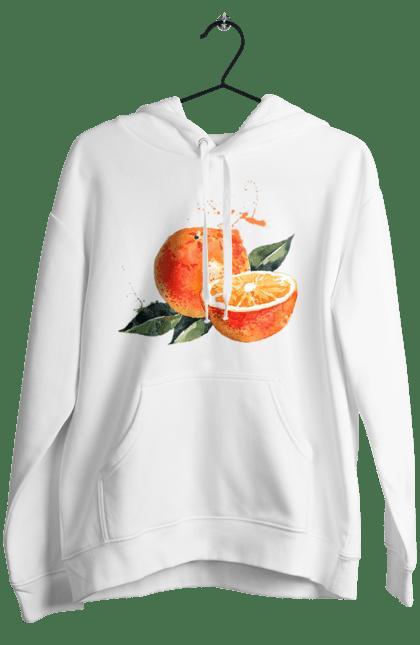 Жіноче худі з принтом Помаранчевий Апельсин. Апельсин, помаранчевий апельсин, фрукт, цитрус. CustomPrint.market