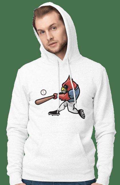 Орел Грає В Бейсбол