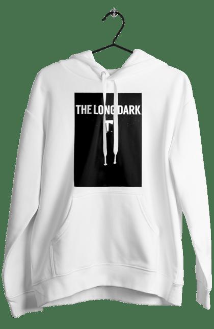 Чоловіче худі з принтом The Long Dark CustomPrint.market