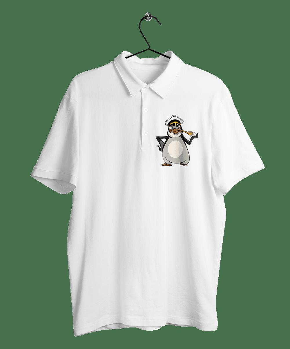 Пінгвін Курить Трубку