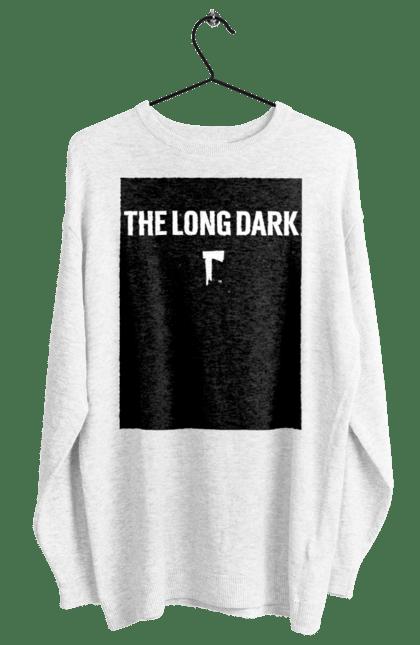 Світшот жіночий з принтом The Long Dark CustomPrint.market