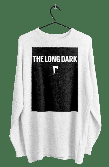 Світшот чоловічий з принтом The Long Dark CustomPrint.market