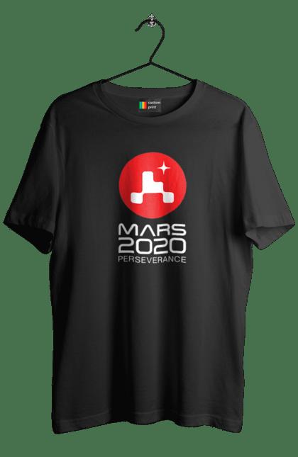 Логотип Perseverance Rover Mars 2020 Nasa
