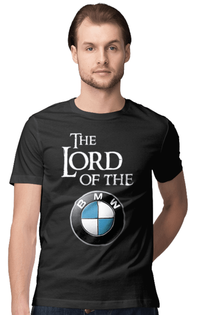 The lord of the BMW white