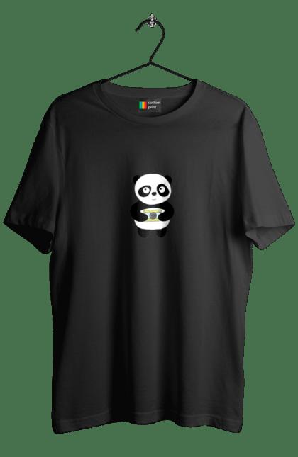 Panda + Camera