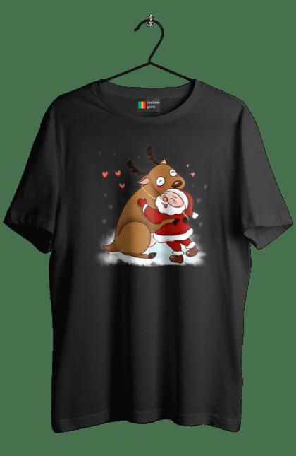 Санта і олень
