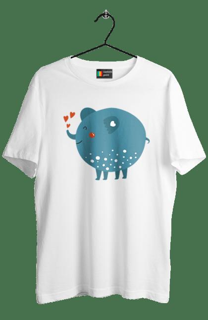 Милый товстий слоник