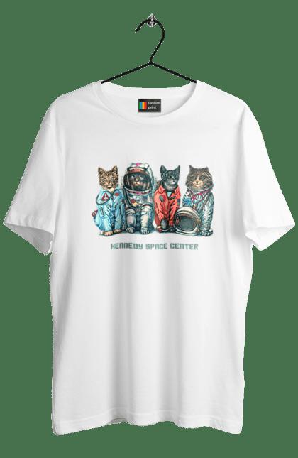Коти космонавти