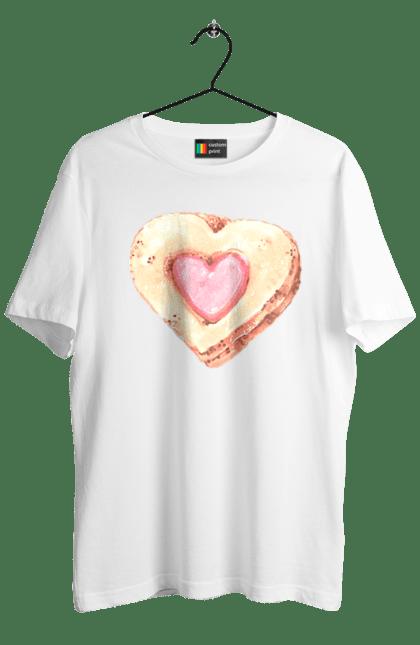 Торт серце з глазур'ю