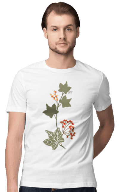 Флористика горобина