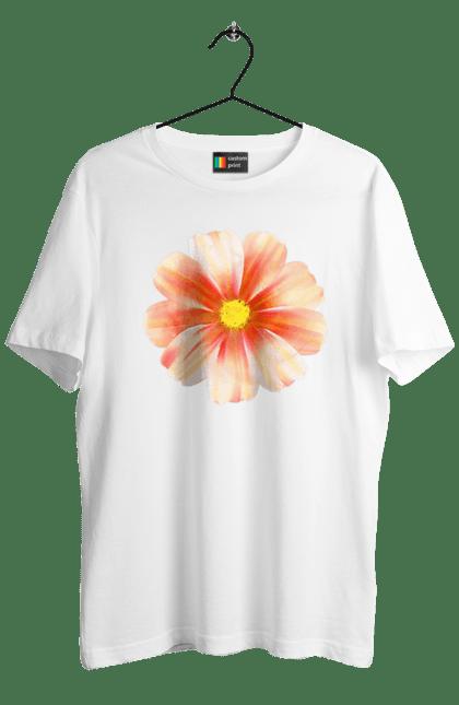 Помаранчева квітка 3
