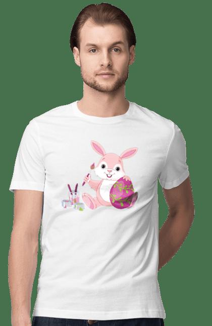 Великодній Зайка Фарбує Яйця