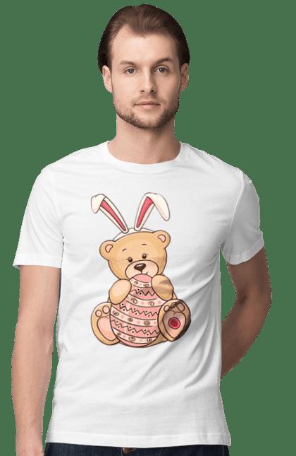Ведмідь З Великоднім Яйцем