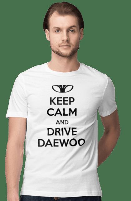 Зберігайте Спокій і Водіть Daewoo