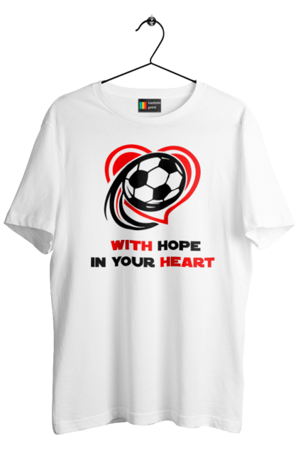 Футбол в серці