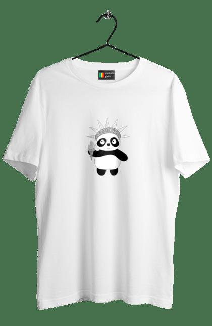 Панда - Статуя Волі