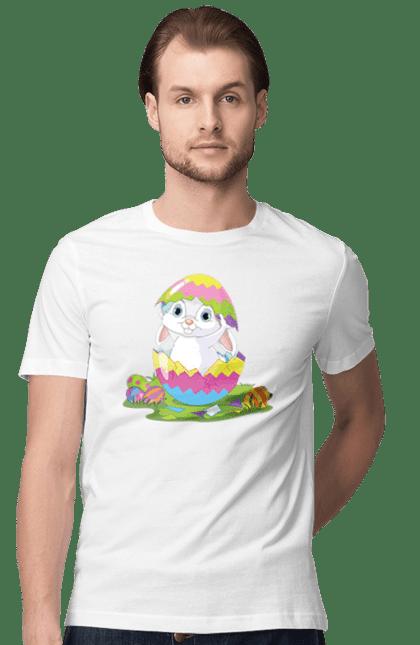 Великодній Зайка В Яйце