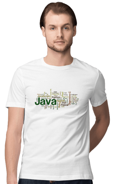 Футболка чоловіча з принтом Програми Програміста. День програміста, програма, програміст. BlackLine