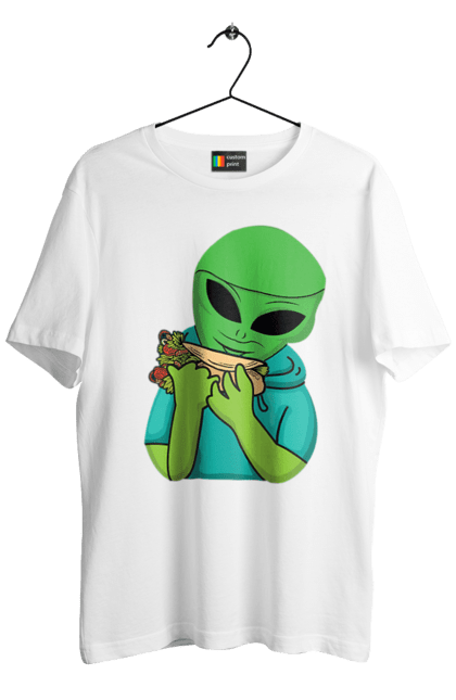 Інопланетян З Шавухой