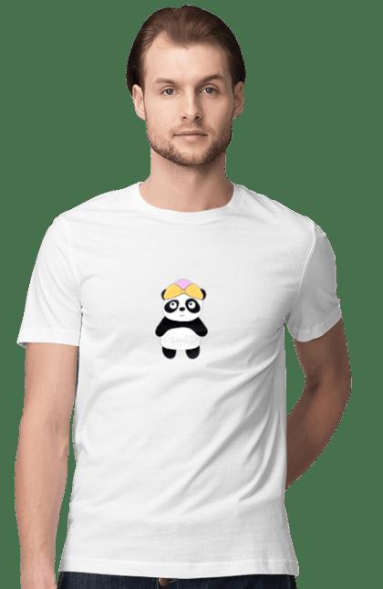 Панда з тюрбаном