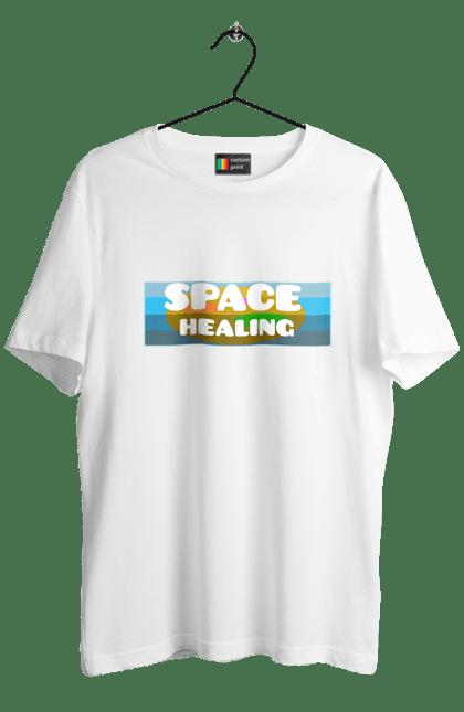 Напис Космічне Зцілення