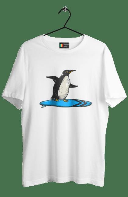 Пінгвін На Серфінгу