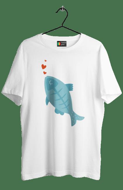 Рибка дихає сердечками