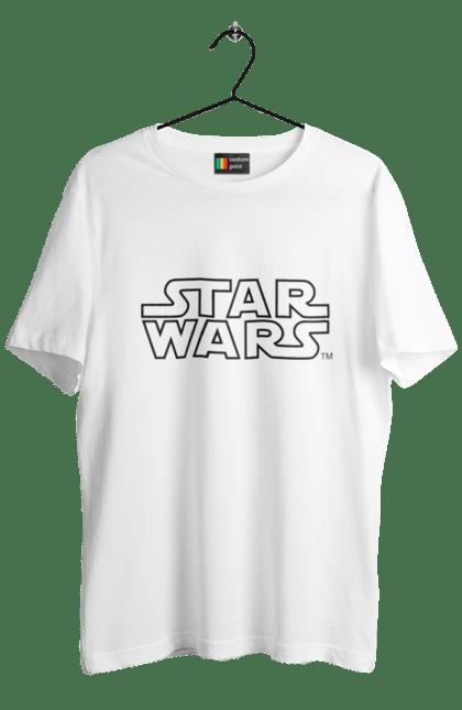 Star Wars Logo Black