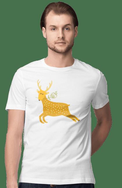 Жовтий олень