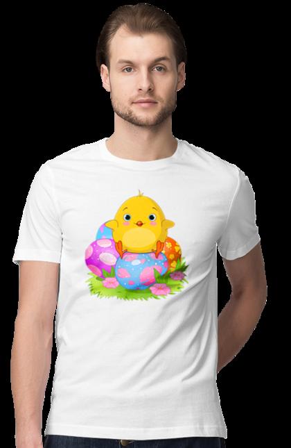 Великоднє Курча І Яйця