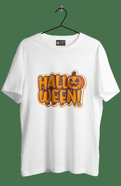 Хелловін шрифт гарбуз