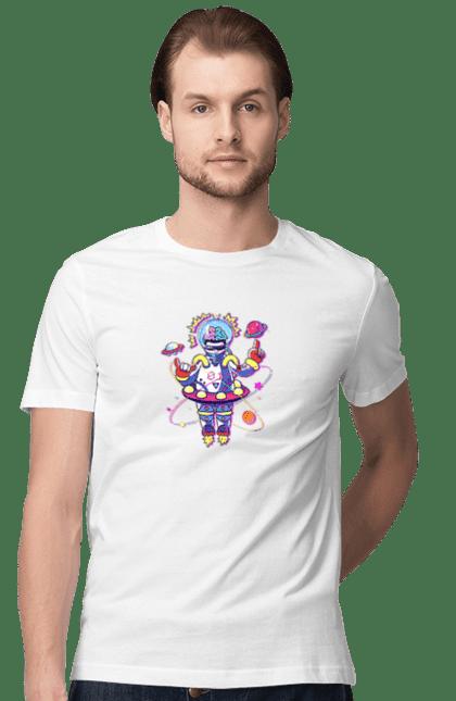 Cyberpunk 2077 Науковий Хлопчик В Стилі Ретро