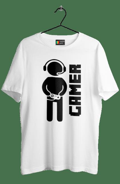 Геймер Чорний