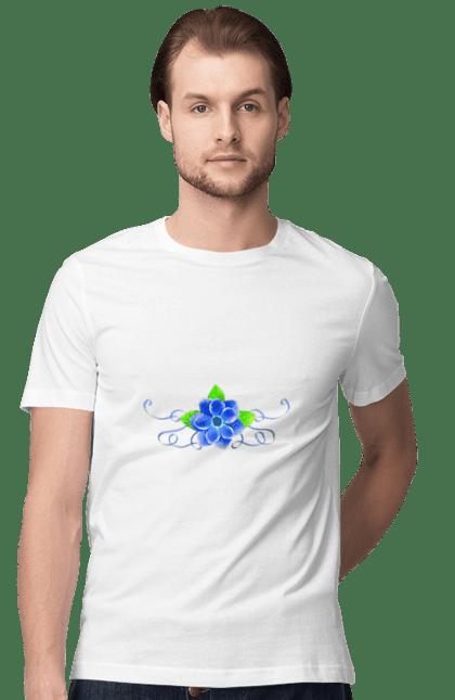 Синя квіточка