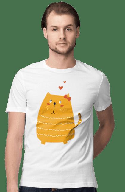 Товстий Кіт з бантом