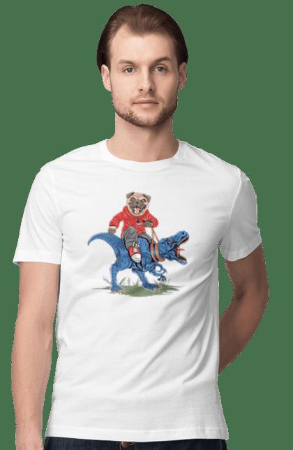 Мопс На Динозаврі